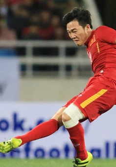 VIDEO: Xuân Trường ghi bàn trên chấm 11m cho U23 Việt Nam