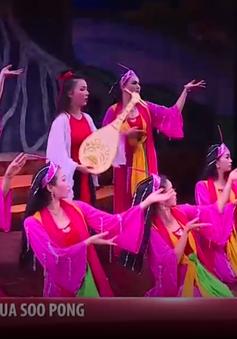 """Đạo diễn người Singapore """"biến hóa"""" Tuồng Việt Nam"""