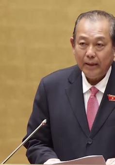 Phó Thủ tướng Trương Hòa Bình: Xử lý nghiêm các vụ bổ nhiệm người nhà trái luật