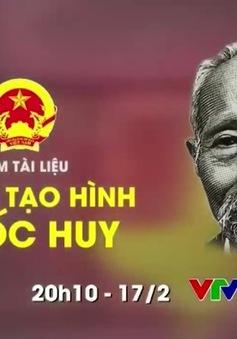 Phim tài liệu Người tạo hình quốc huy: Tình yêu nghệ thuật, yêu đất nước của danh họa Bùi Trang Chước