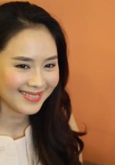Hồng Diễm: Cứ làm xong một bộ phim là lại có bầu