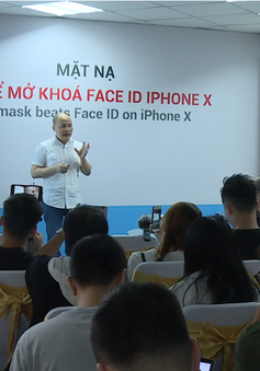 Bkav đã biết lỗ hổng của FaceID trên iPhone X kể từ buổi ra mắt