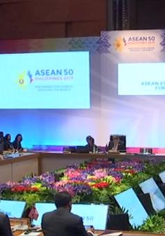 Họp trù bị Hội nghị Cấp cao ASEAN 31