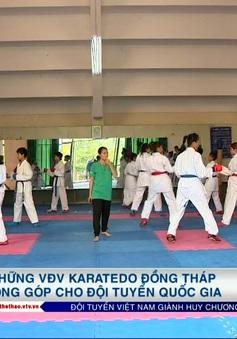 Karatedo Đồng Tháp đóng góp tuyển thủ Quốc Gia tham dự SEA Games 29