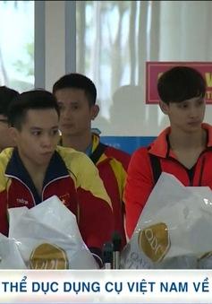 Đội tuyển TDDC Việt Nam trở về nước sau những thành công tại Cúp thế giới TDDC 2017