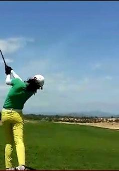 ĐT Golf Việt Nam tích cực chuẩn bị cho SEA Games 29