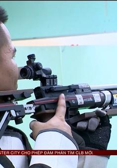 """SEA Games 29: Các xạ thủ súng trường tích cực chuẩn bị cho mục tiêu săn """"vàng"""""""