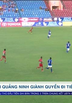 Vòng 1/8 Cúp Quốc gia 2017: Than Quảng Ninh giành quyền đi tiếp