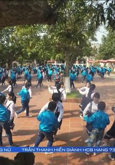 Sắc màu thể thao: Khiêu vũ trường học