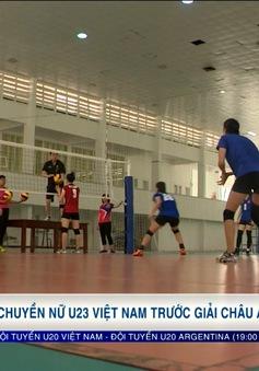 ĐT bóng chuyền nữ U23 Việt Nam sẵn sàng trước giải châu Á 2017