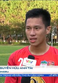 Nguyễn Hữu Anh Tài chia sẻ trước ngày sang Hàn Quốc thi đấu