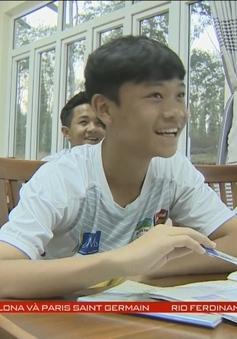 Câu chuyện thể thao: Tầm quan trọng của việc học ngoại ngữ của các cầu thủ trẻ HAGL