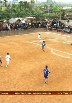 Câu chuyện thể thao: Sức hút từ một giải bóng đá phong trào