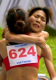 VIDEO SEA Games 29: Nguyễn Thị Oanh giành HCV chạy 5000m nữ