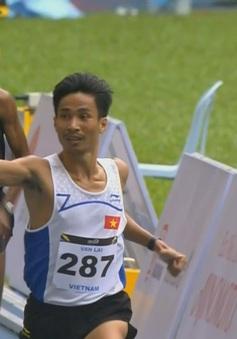 VIDEO SEA Games 29: Nguyễn Văn Lai giành HCV chạy 5000m nam