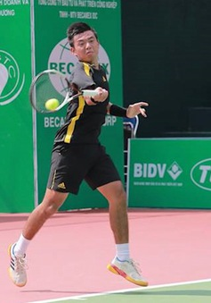 Lý Hoàng Nam tăng 30 bậc trên bảng xếp hạng ATP