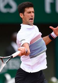 Pháp mở rộng 2017: Djokovic thắng trận đầu cùng HLV Agassi