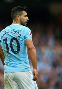 Argentina lo mất trắng Aguero ở World Cup 2018