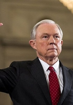Bộ trưởng Tư pháp Mỹ sẽ điều trần trước Thượng viện
