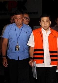 Chủ tịch Hạ viện Indonesia từ chức