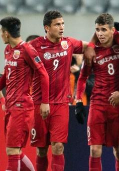 Dàn sao Brazil của Shanghai SIPG vùi dập đội bóng Australia tại AFC Champions League