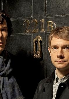 """Phim truyền hình Sherlock Holmes kết thúc do ê-kíp """"rã đám""""?"""