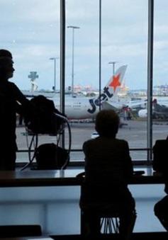 Australia hạ cảnh báo an ninh hàng không