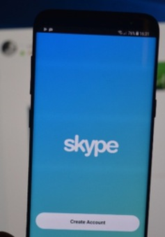 Ứng dụng Skype đạt 1 tỷ lượt tải xuống qua Android