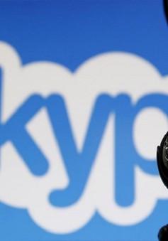 Skype bị gỡ khỏi kho ứng dụng ở Trung Quốc