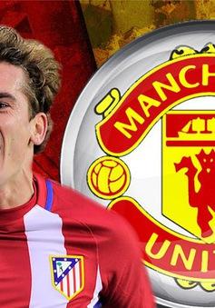 """Griezmann """"vòi vĩnh"""" Manchester United mức lương """"khủng"""""""