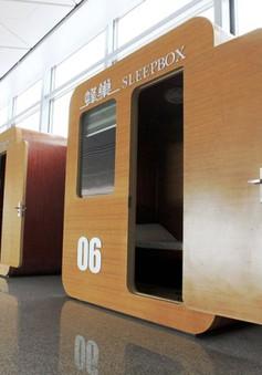 Trung Quốc đóng cửa dự án hộp ngủ trưa do lo ngại thiếu an toàn