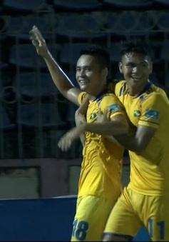 VIDEO Tổng hợp trận CLB Quảng Nam 3 - 3 CLB Sông Lam Nghệ An