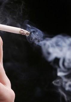 Thuốc lá chứa hơn 60 chất có khả năng gây ung thư