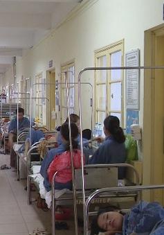 Phân loại bệnh nhân nếu gia tăng số ca mắc sốt xuất huyết