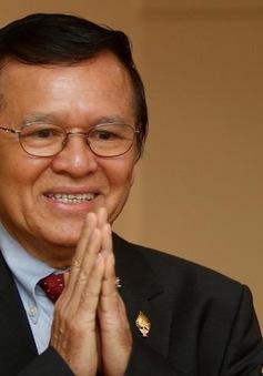 Đảng đối lập ở Campuchia bầu Chủ tịch mới