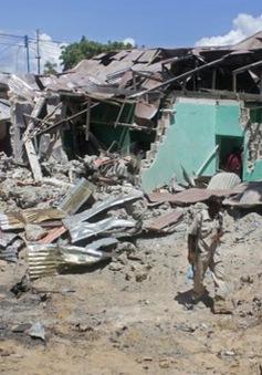 3 chuyên gia phá bom tử vong khi gỡ bom xe ở Somalia