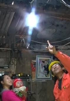 Xã cuối cùng của Cao Bằng có điện lưới Quốc gia