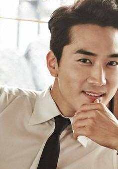 Song Seung Hun bày tỏ mong muốn kết hôn với Lưu Diệc Phi