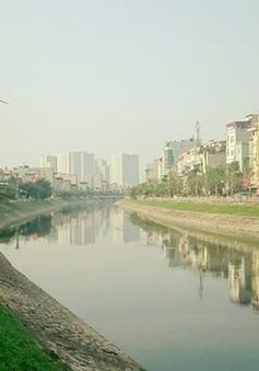 Cải tạo 4 dòng sông phía Tây Hà Nội