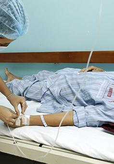Sốt xuất huyết tăng 125% tại Đồng bằng sông Cửu Long