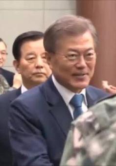 Tổng thống Hàn Quốc kêu gọi quân đội sẵn sàng chiến đấu