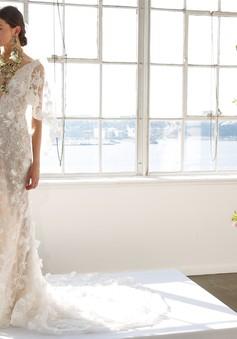 Những mẫu váy cưới tuyệt đẹp cho mùa cưới 2017