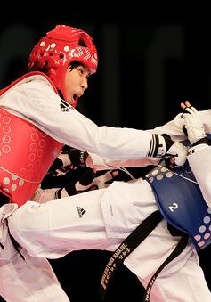 """SEA Games 29: Taekwondo Việt Nam toàn """"bạc"""" trong ngày thi đấu 28/8"""