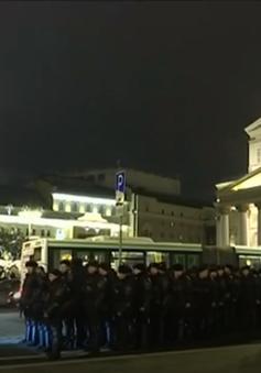 Sơ tán hàng nghìn người do cảnh báo bom ở Moscow, Nga