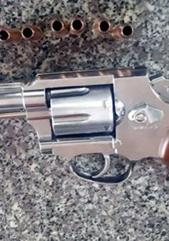 Đồng Nai: Khống chế kịp thời đối tượng dùng súng đuổi bắn nhau trên đường