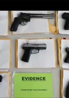Nhức nhối tình trạng tội phạm đánh cắp súng đạn tại Chicago (Mỹ)