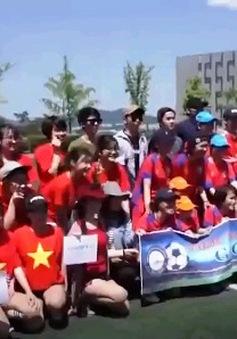 Đại hội đại biểu Hội người Việt Nam tại Gwangju Jeonam, Hàn Quốc