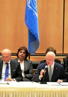 Nhiều thách thức trong vòng đàm phán về Syria