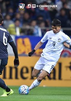 Thua đậm trên đất Nhật, ĐT Thái Lan chính thức chia tay giấc mơ World Cup