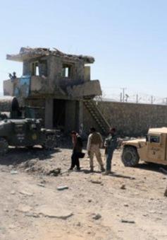 Taliban tấn công trụ sở cảnh sát Afghanistan